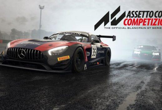 Assetto Corsa Competizione: Uscita una nuova patch