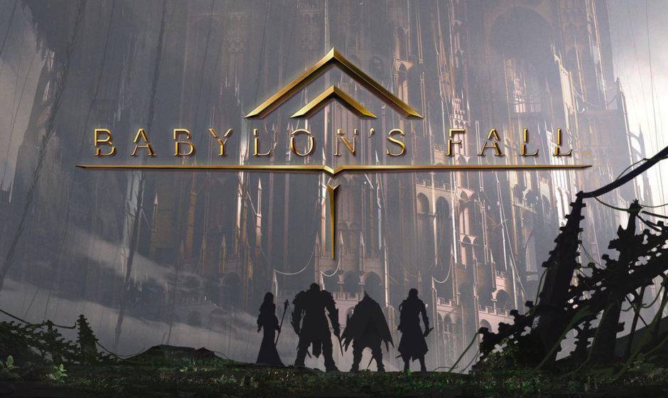 Babylon's Fall: lo sviluppo sta procedendo bene