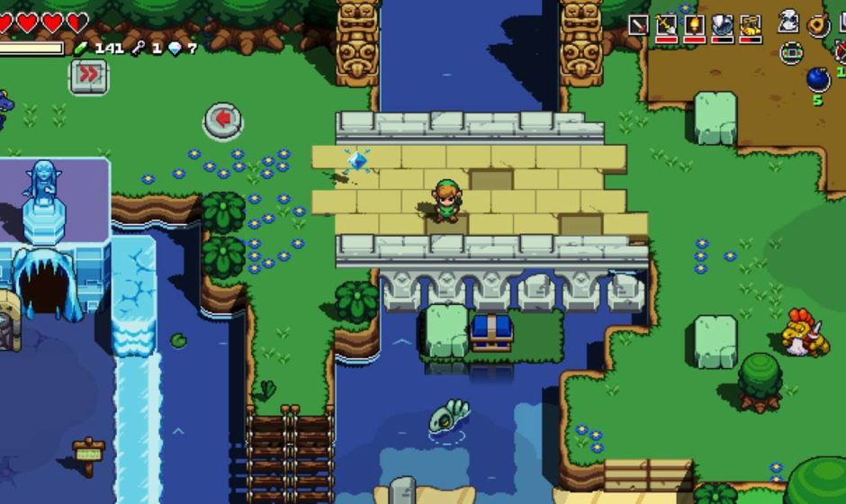 Cadence of Hyrule - Recensione