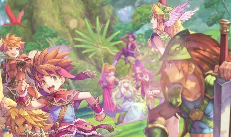 Collection of Mana è disponibile su Switch