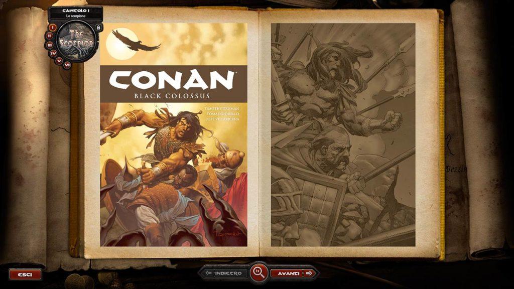 Conan Unconquered Recensione