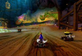 Crash Team Racing Nitro-Fueled: una pista esclusiva su PS4