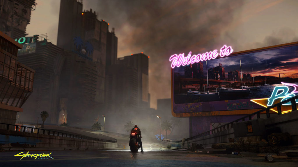 Cyberpunk 2077 espansioni