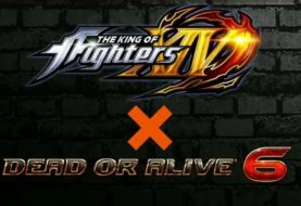 Dead or Alive 6: collaborazione con King of Fighters XIV