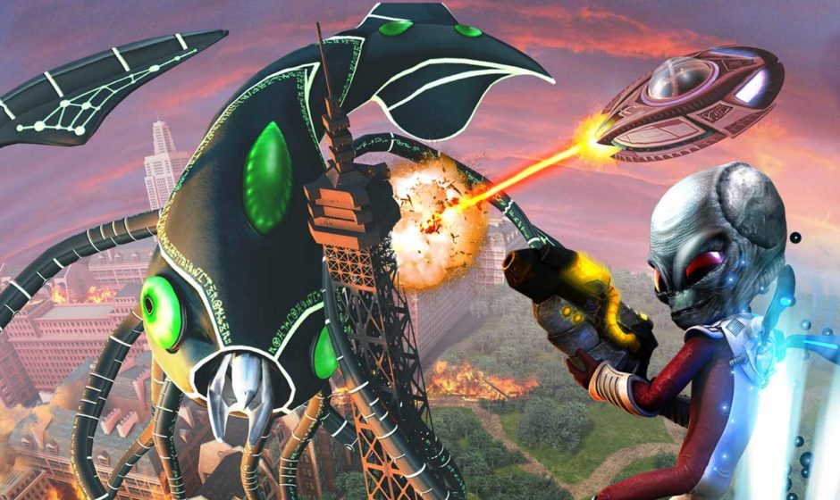 Destroy all Humans: nuovo gameplay dall'E3