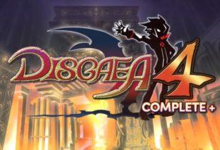NIS America annuncia Disgaea 4 Complete+