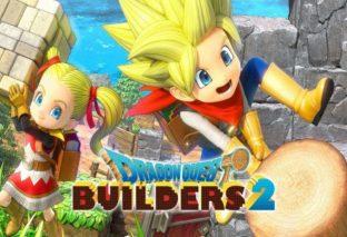 Dragon Quest Builders 2: disponibile la demo