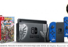 Nintendo Switch: svelata la console a tema DQXI