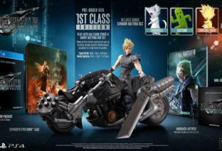 Final Fantasy VII Remake: annunciate le edizioni speciali