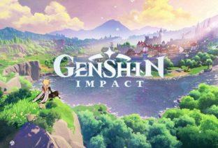 Annunciato Genshin Impact, open world stile anime