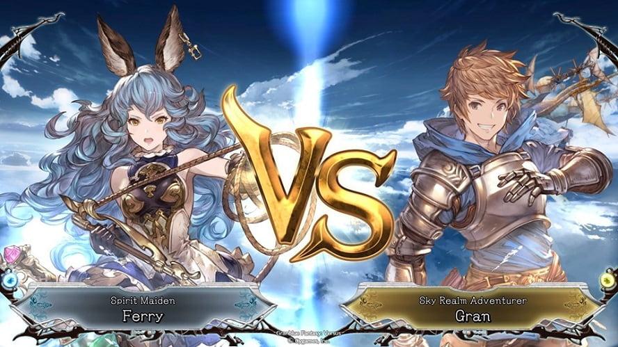 Granblue Fantasy Versus - Provato Closed Beta