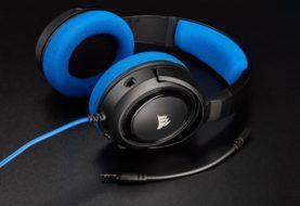 CORSAIR presenta le cuffie stereo HS35