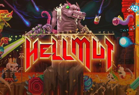 Hellmut: The Badass from Hell - Recensione