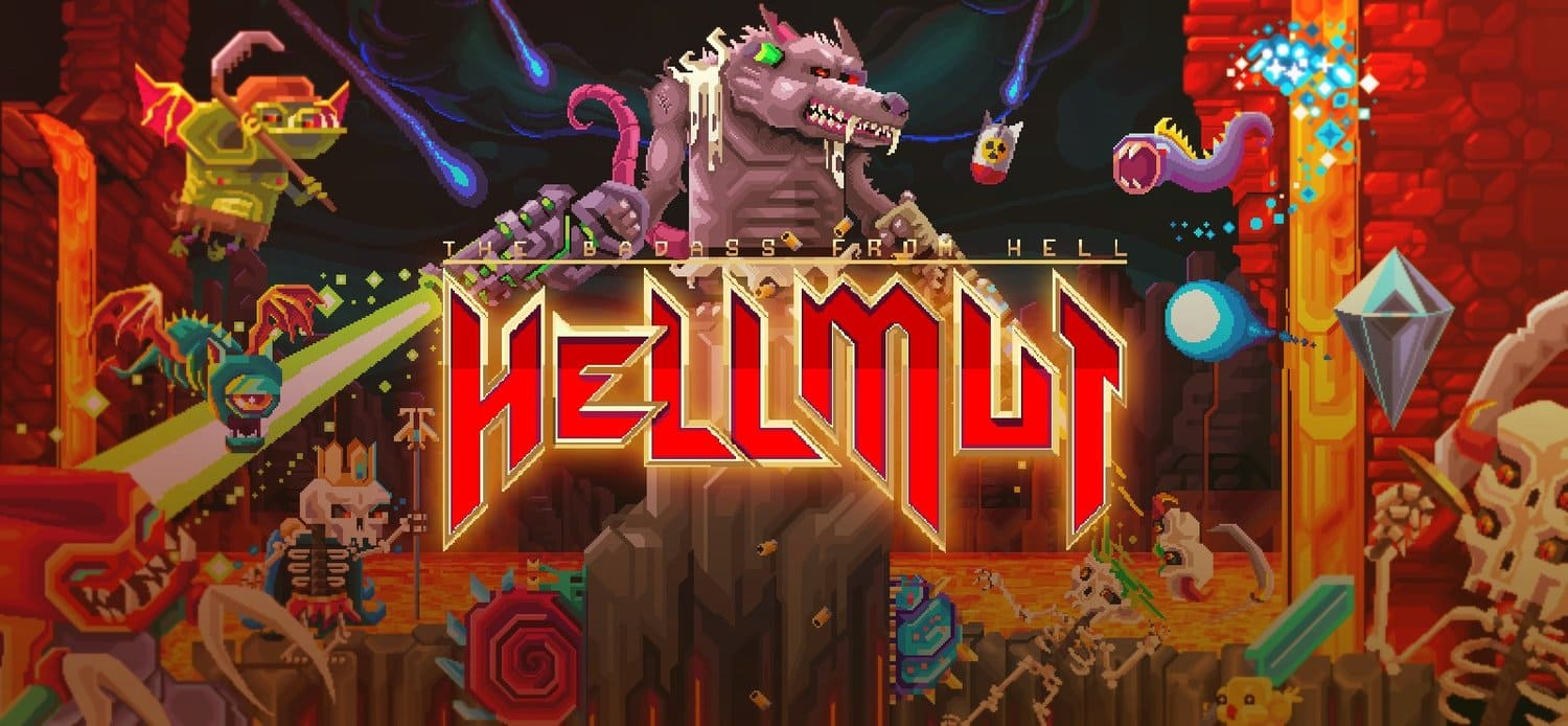 Hellmut: The Badass from Hell – Recensione