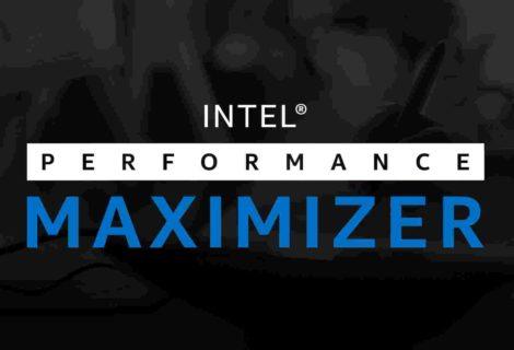 Intel Performance Maximizer Overclocking tool
