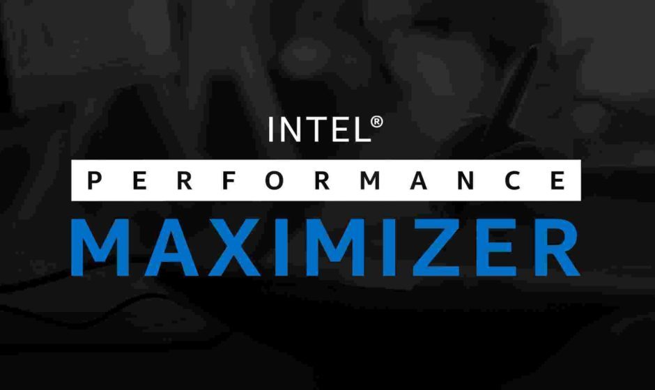 Intel Performance Maximizer Overclocking tool