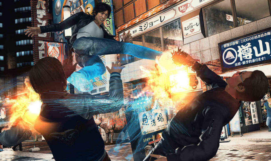 Judgment: un trailer sul combattimento