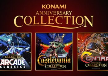 DLC gratis per le Anniversary Collection Konami