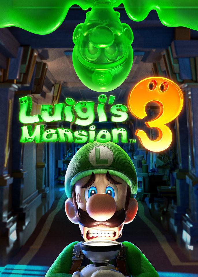 Cover Luigi's Mansion 3