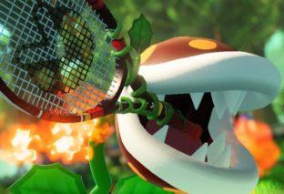 Mario Tennis Aces: Pianta Piranha falò in campo!