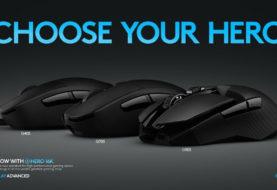 Nuovo sensore per i mouse Logitech Gaming
