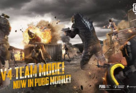 PUBG Mobile: aggiunta la Modalità 4v4