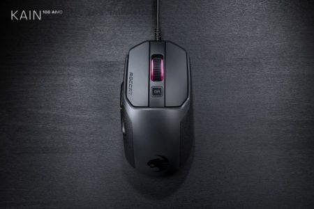 Nuova linea Mouse ROCCAT KAIN AIMO.