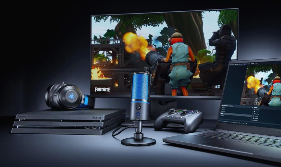 Razer Seiren X Microfono PS4 - Recensione