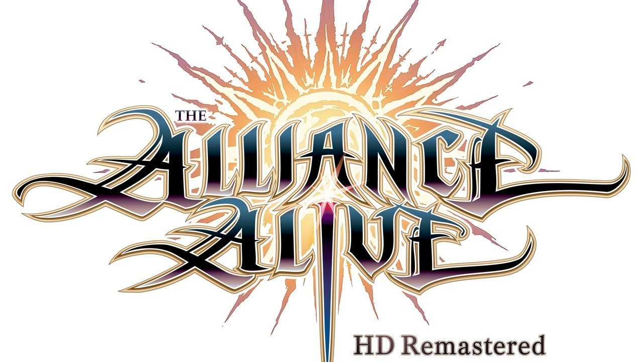 The Alliance Alive HD Remastered logo