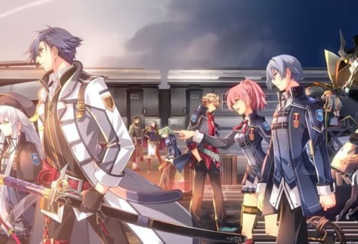 Trails of Cold Steel III: battle system trailer