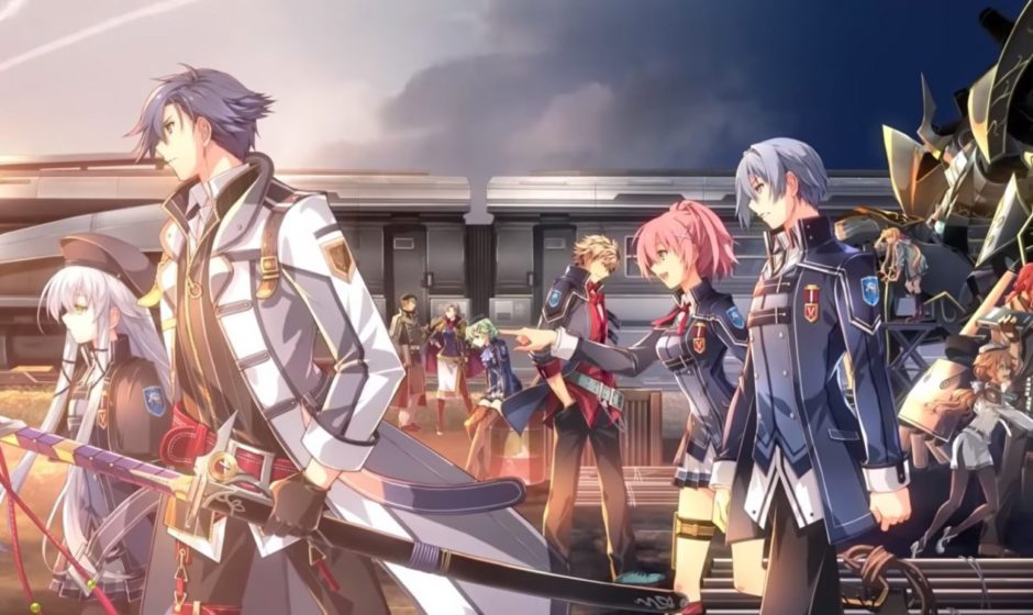 Trails of Cold Steel IV in uscita in occidente