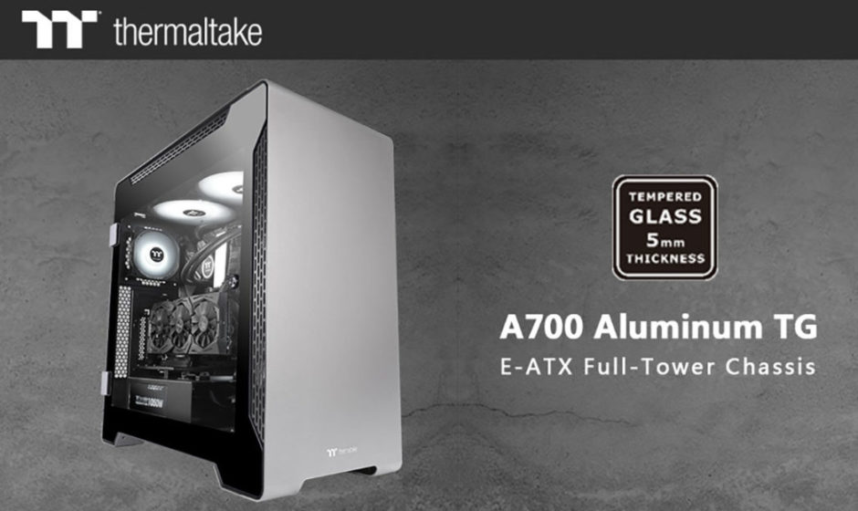 Thermaltake: arriva il Case Level A700
