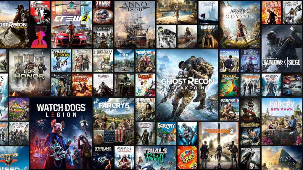 UPLAY+ E3 2019
