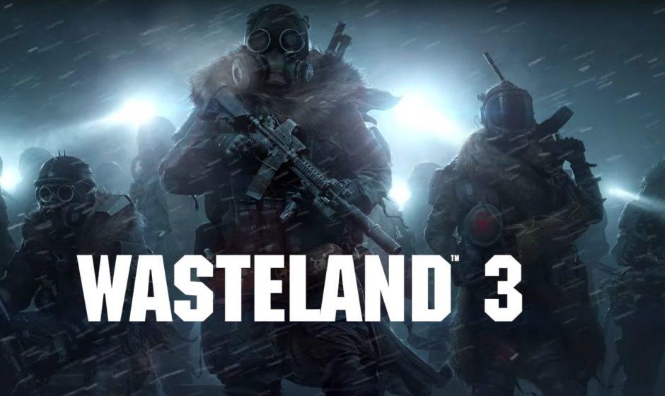 Wasteland 3 rivelato all'E3