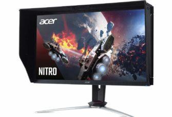 ACER Nitro XV273K: 4K a 144Hz - Recensione