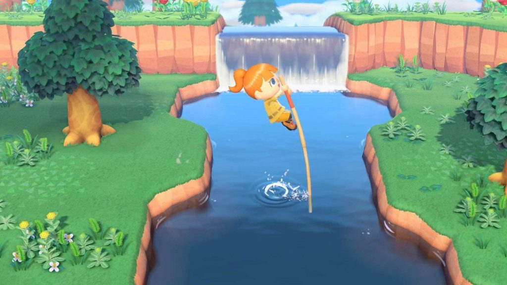 Ragazza Animal Crossing New Horizons