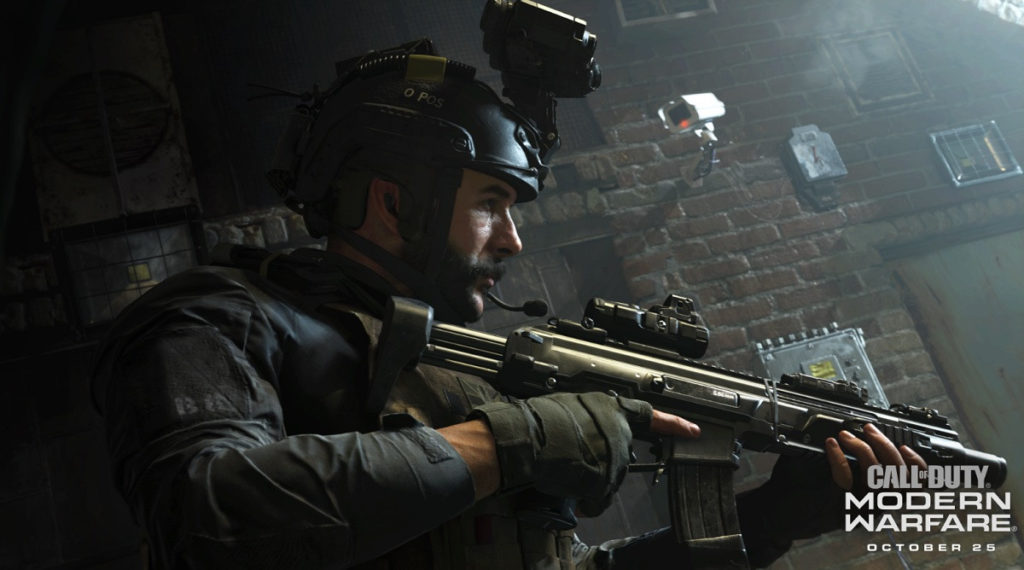 Modern Warfare server dedicati