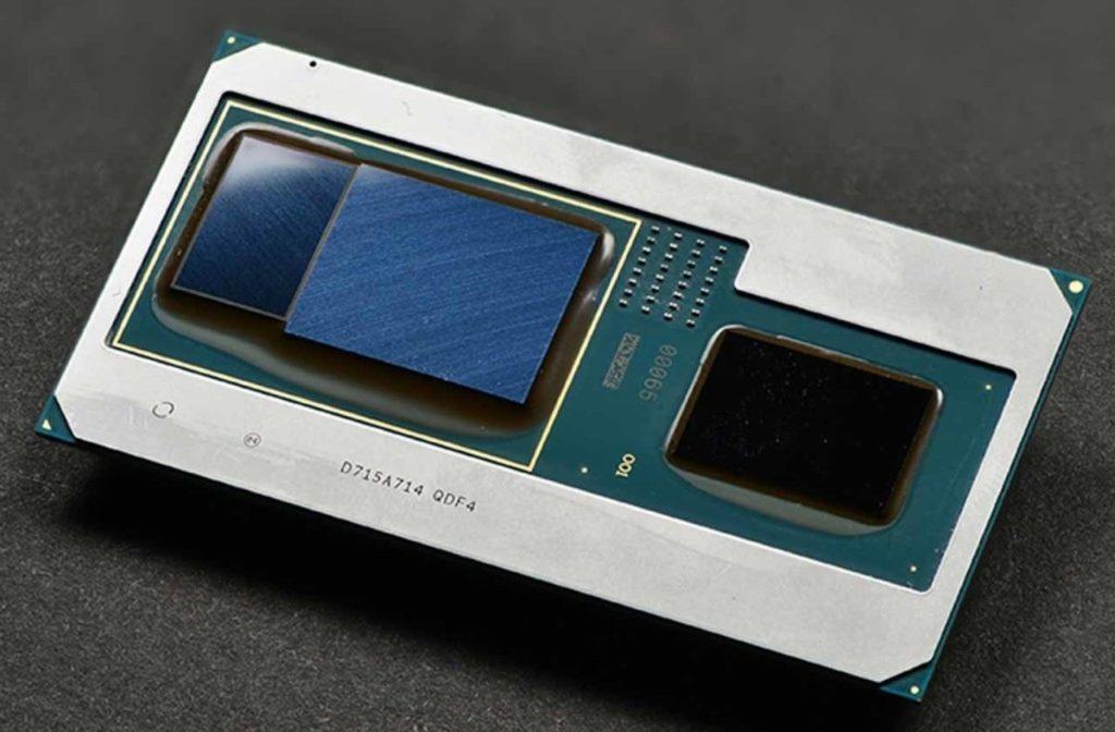 Intel NUC 8i7HNK cpu