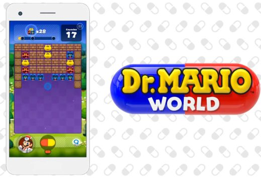 Dr. Mario World: in arrivo su Smartphone