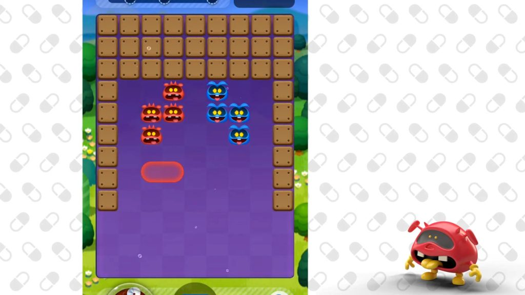 Dr. Mario World Android iOS gameplay