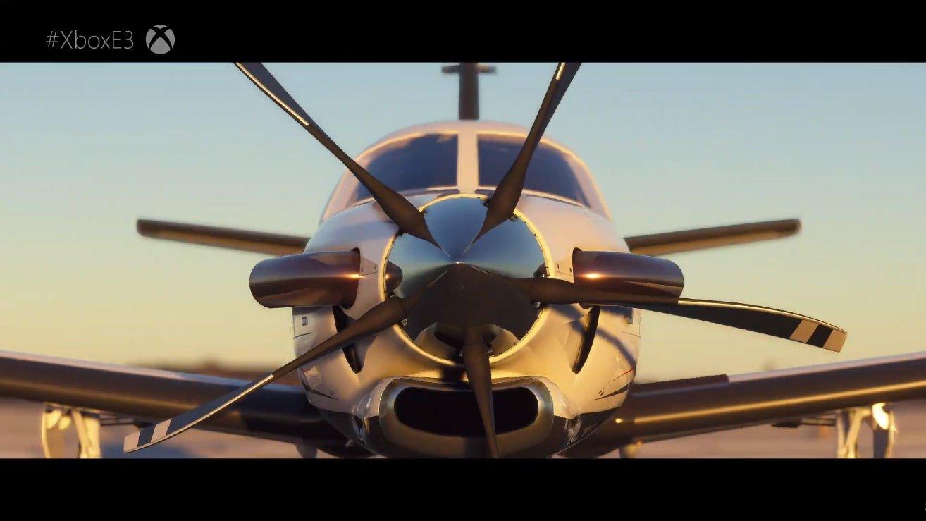 Microsoft Flight Simulator agosto