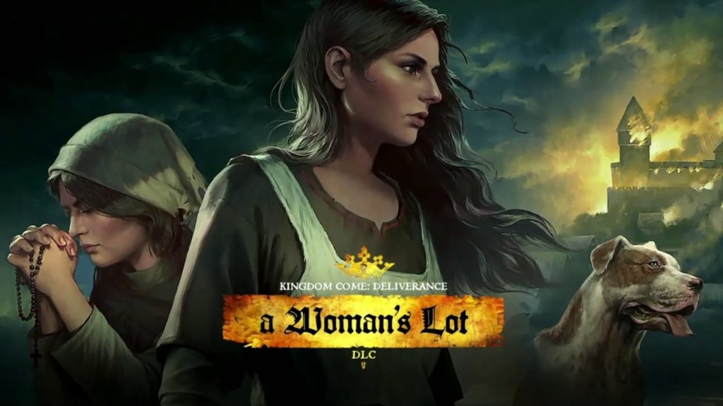 Kingdom Come Deliverance: A Woman's Lot