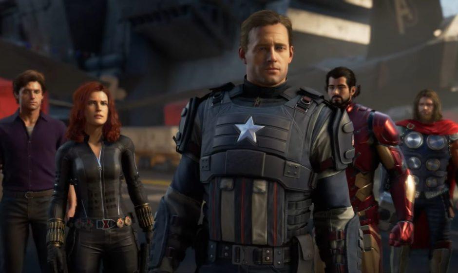 E3 2019: Marvel's Avengers - Anteprima