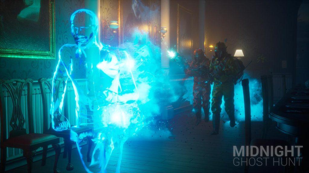 Midnight Ghost Hunt E3 2019 Teaser