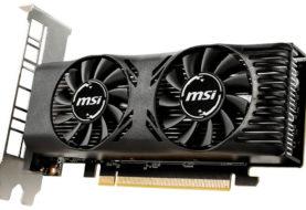 MSI GeForce GTX 1650 - Compatta a basso profilo