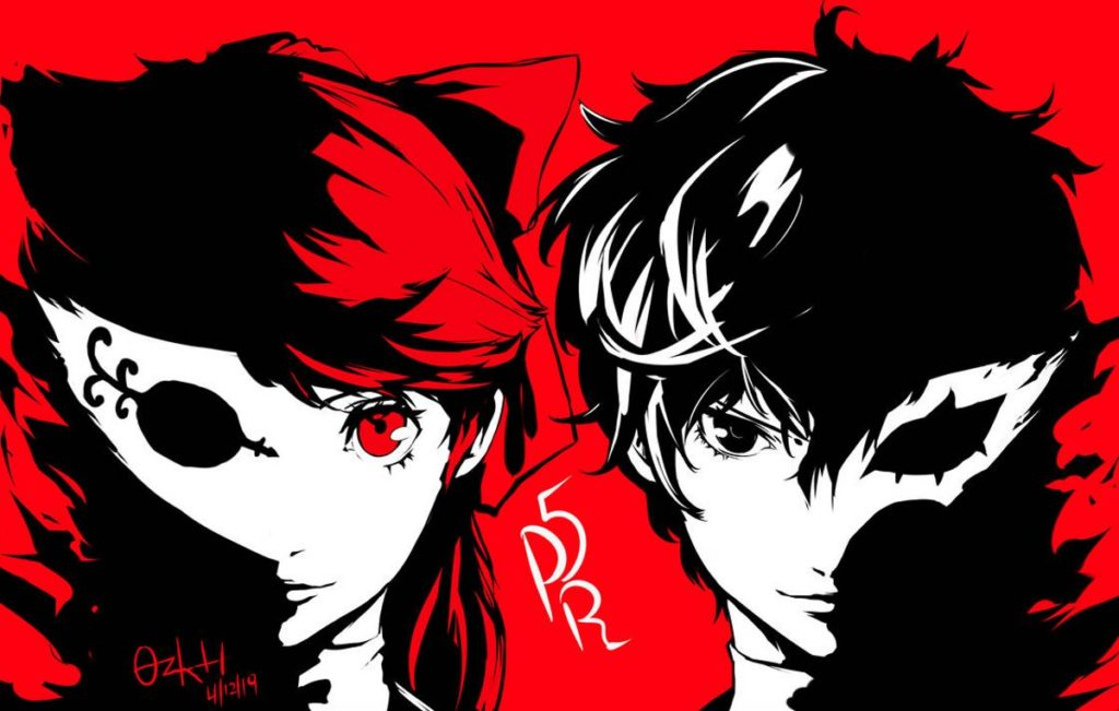 Persona 5 Royal stream