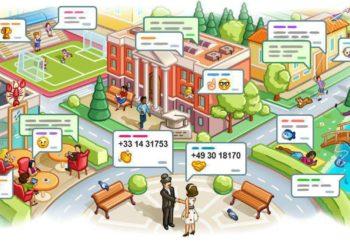 Telegram V5.8: chattare con persone vicine a voi