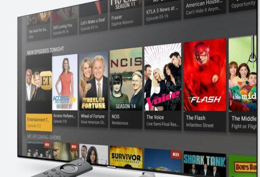 Amazon Fire TV Stick: nuova Tab Live