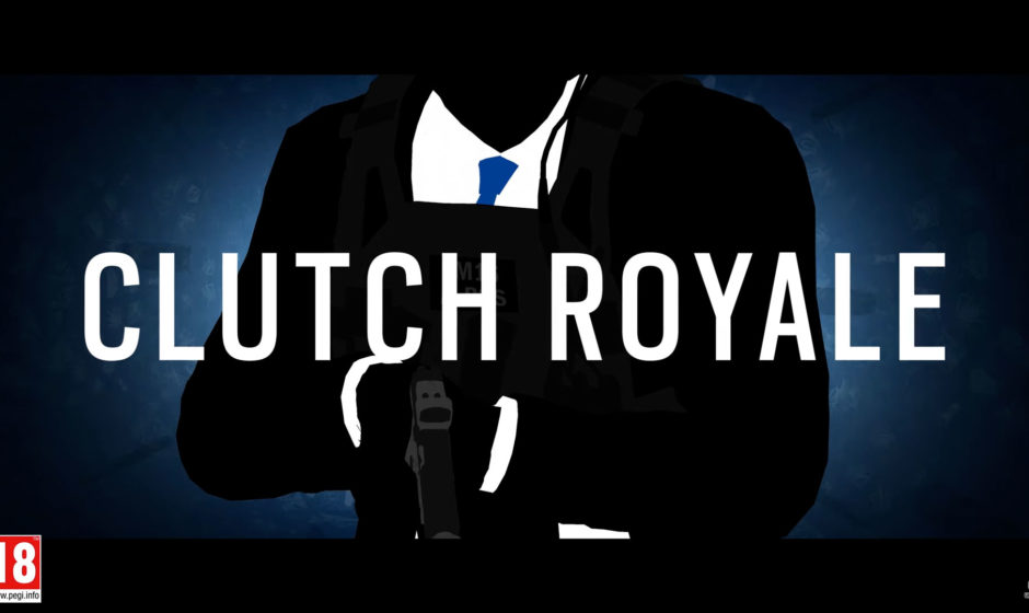 Rainbow Six Siege: mostrato Clutch Royale