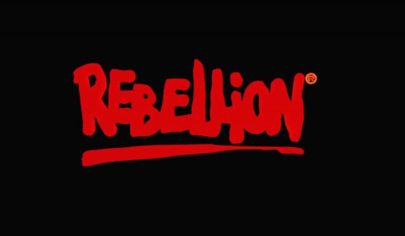 line up di Rebellion